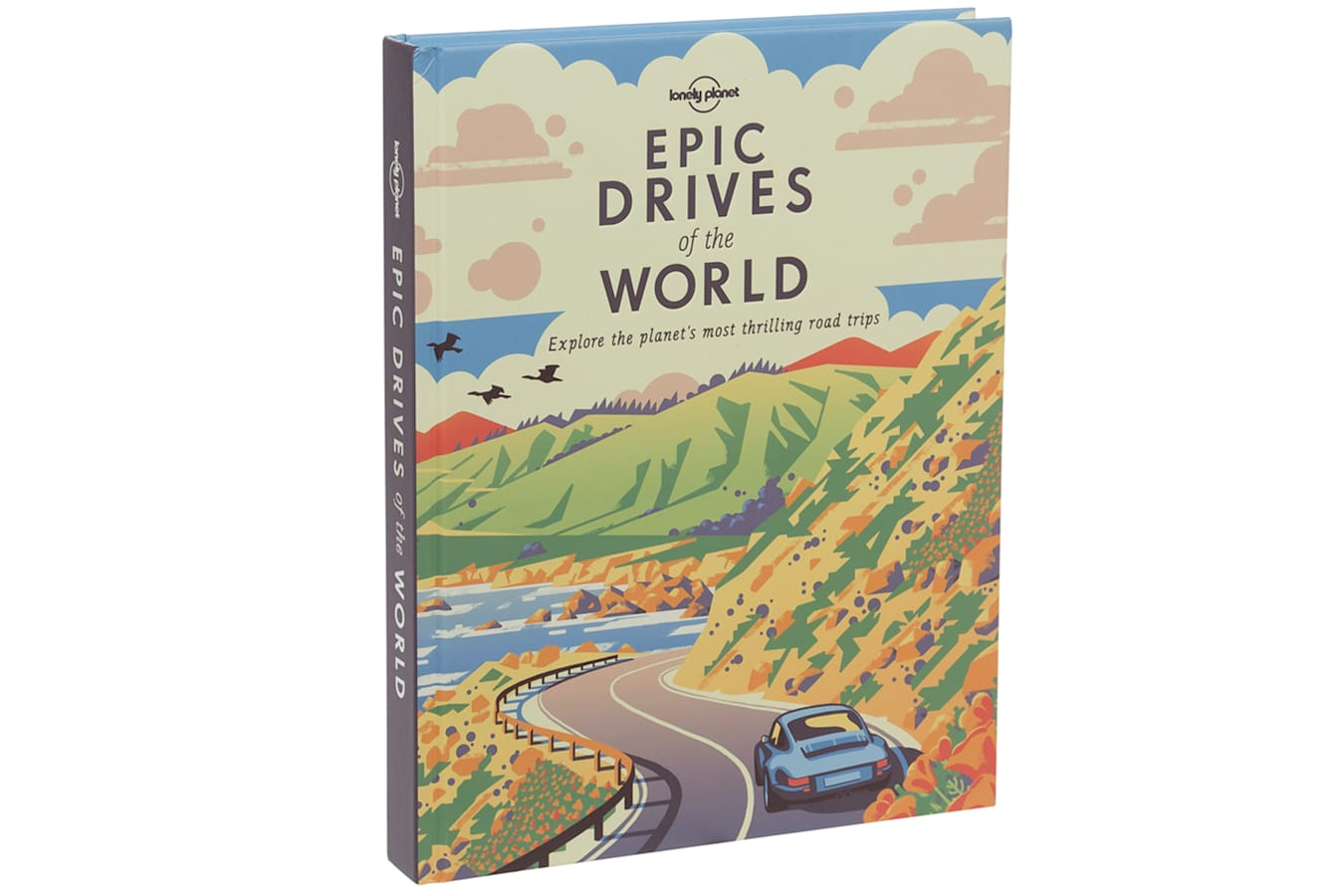 Epic drives of the world lonely planet