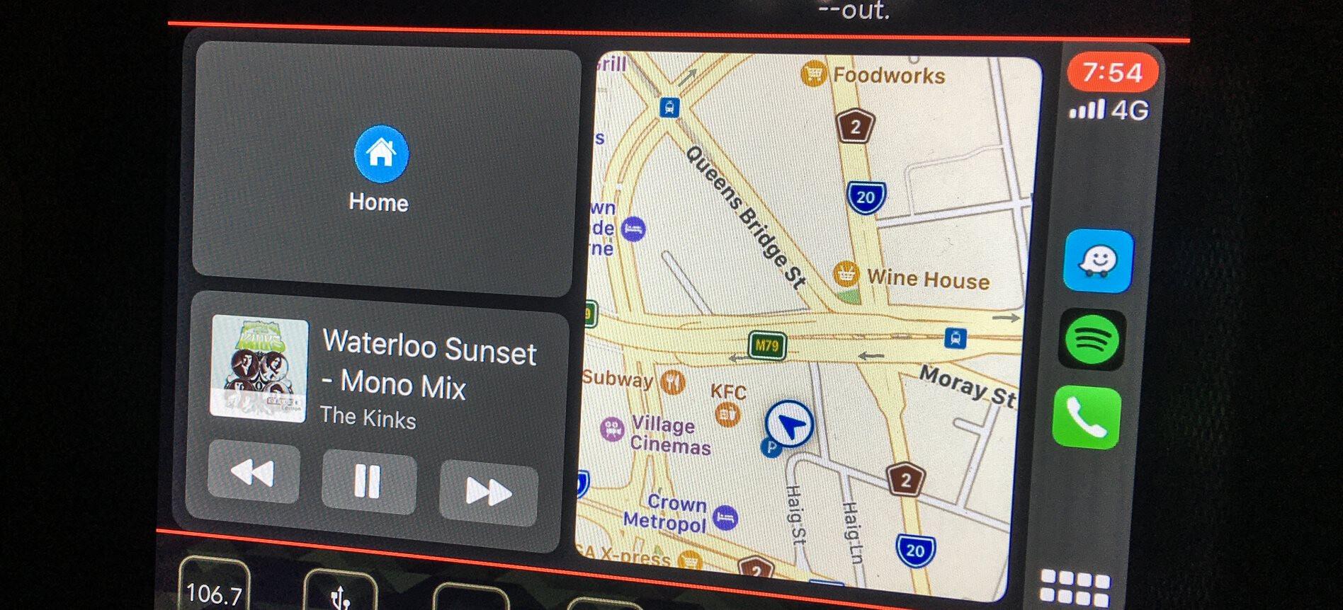 New Apple CarPlay reviewed