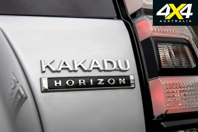 Toyota Prado Kakadu Horizon Badge Jpg