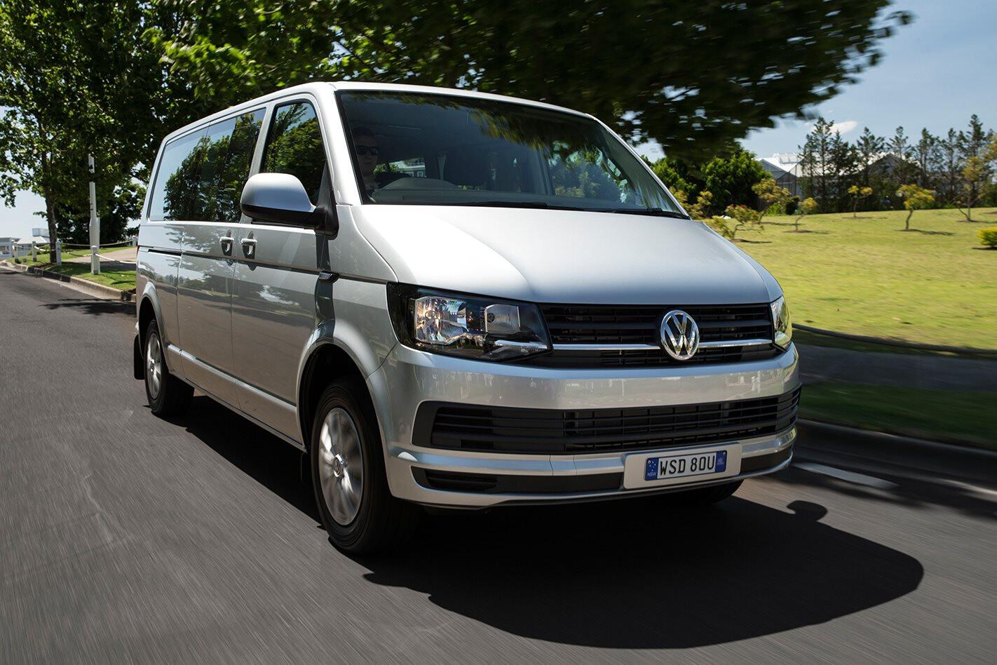 2016 Volkswagen T6 Transporter review