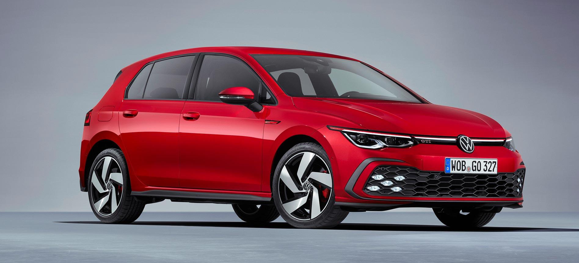 Volkswagen Mk8 Golf GTI revealed news