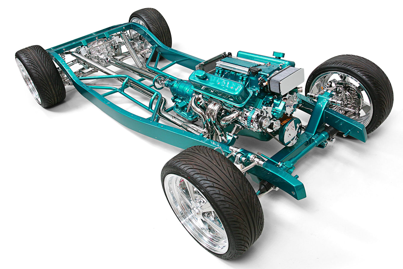 Ford Roadster chassis