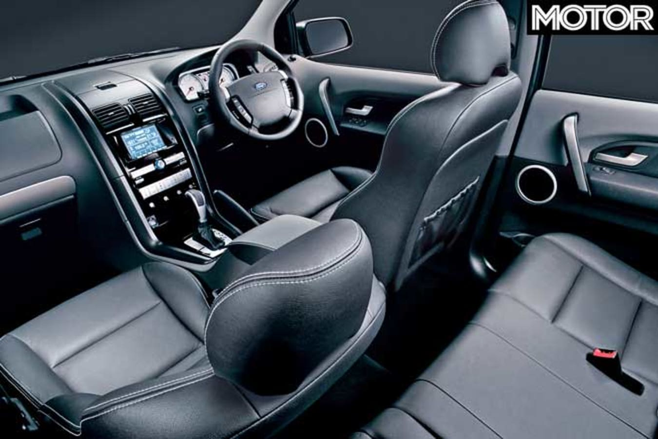 2006 Ford Territory Turbo Interior Jpg