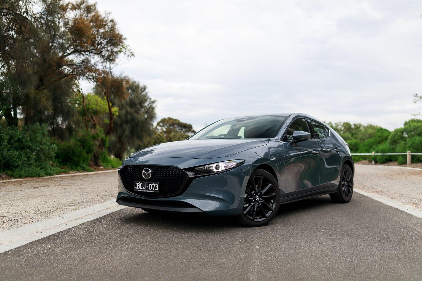 2020 Mazda 3 G25 Astina