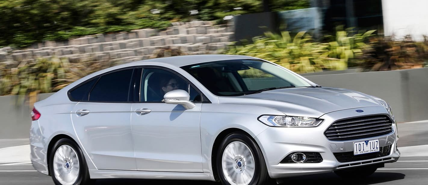 Ford Mondeo Rolling Jpg