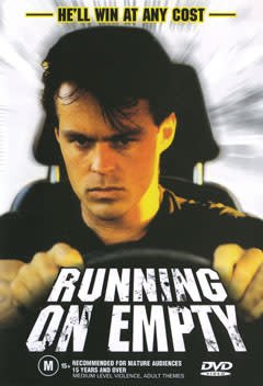 Running On Empty 1982 Cover