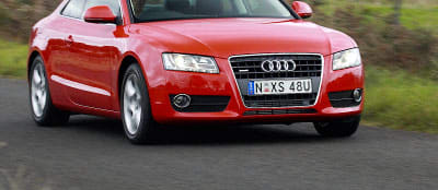 LAUNCHED: Audi A5 2.0 TFSI Quattro