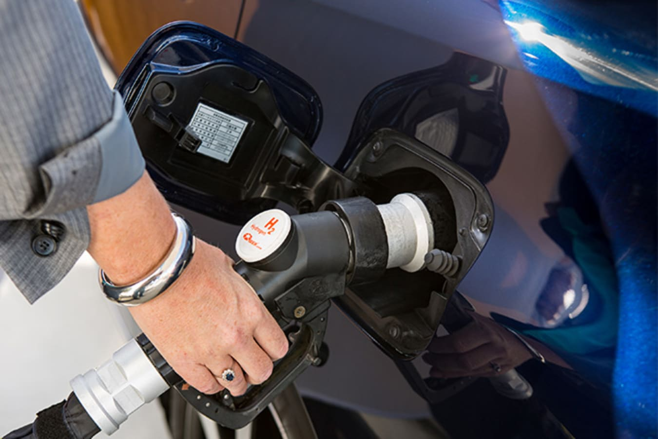 Hydrogen refuelling