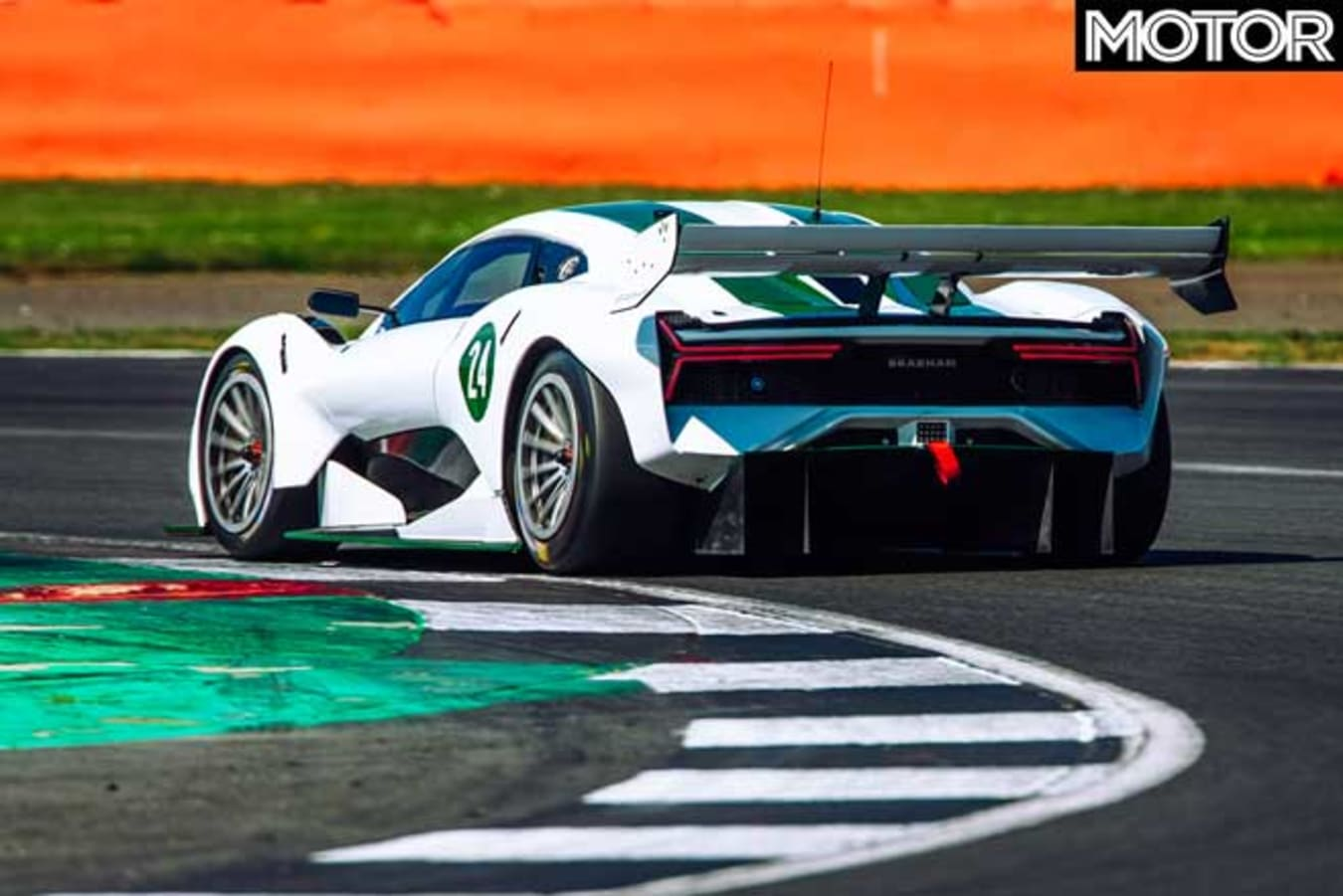 2019 Brabham BT62 ride and handling review
