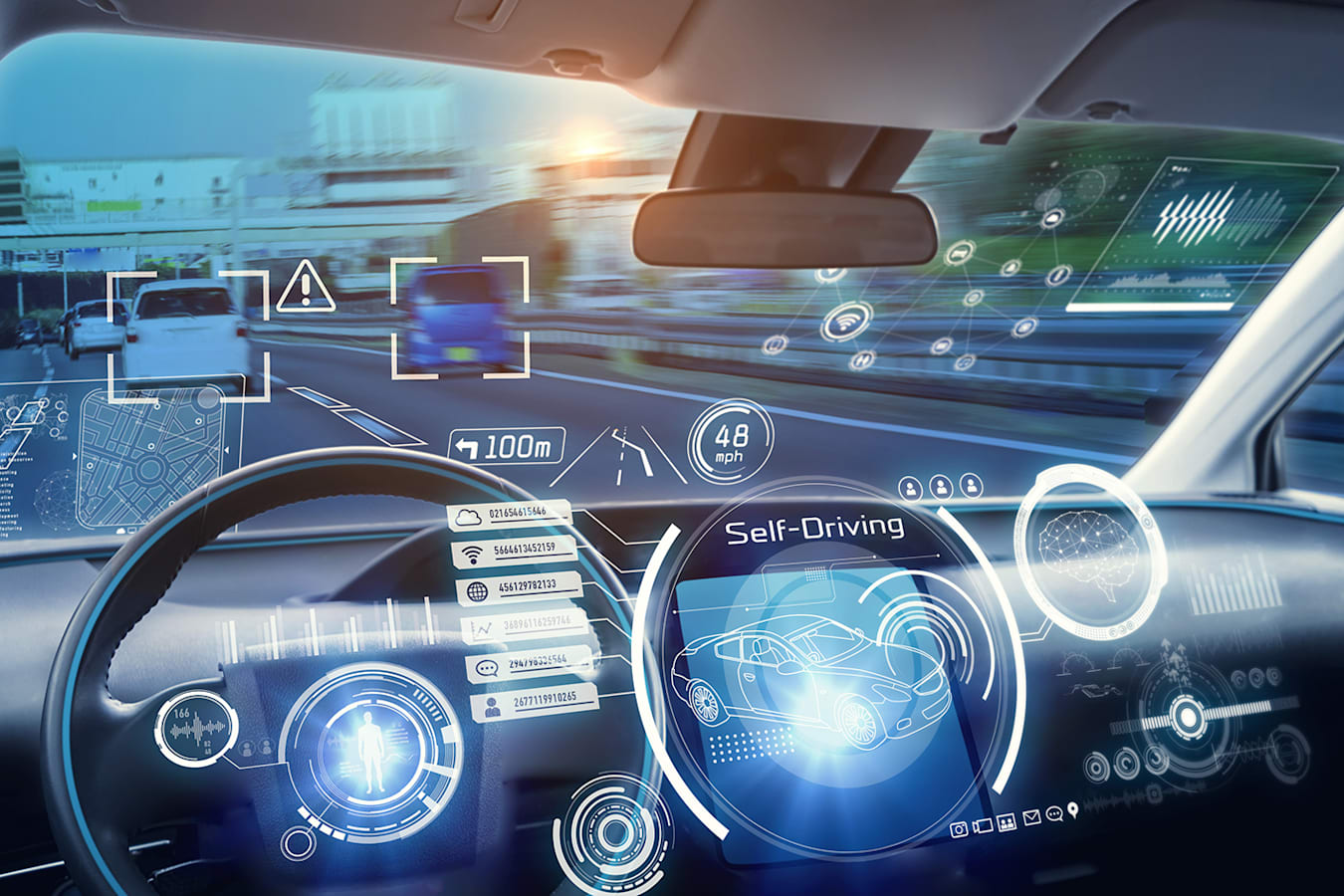 Autonomous Car Render Jpg
