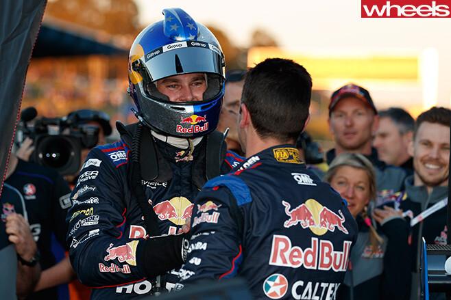 Red -Bull -racing -Bathurst -V8-Supercars -drivers