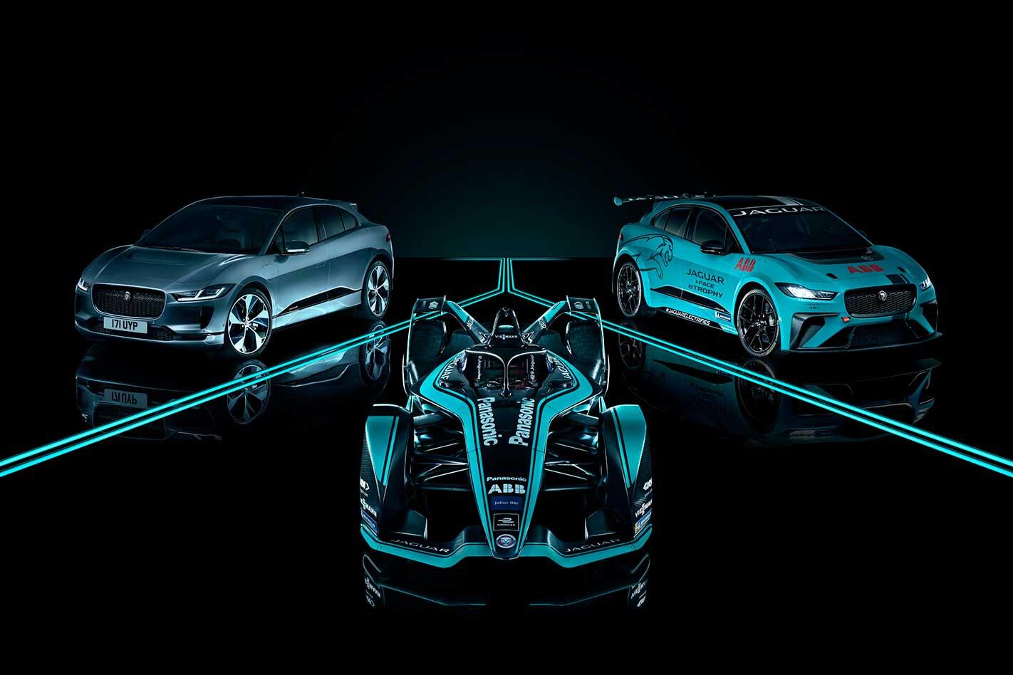 Jaguar I-Pace reaps improvements thanks to motorsport