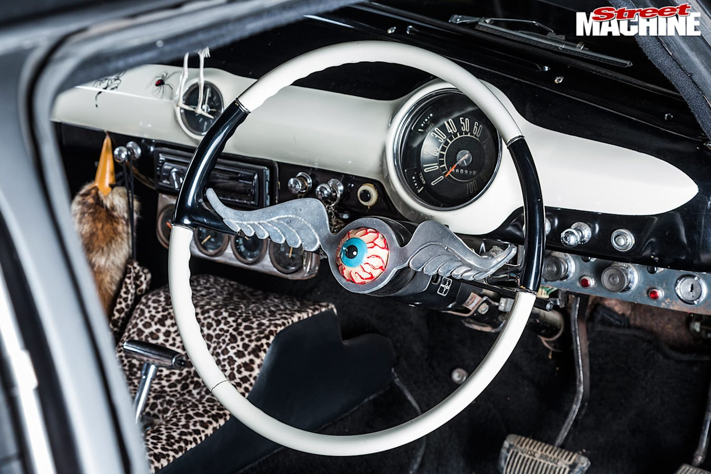 Ford Spinner dash