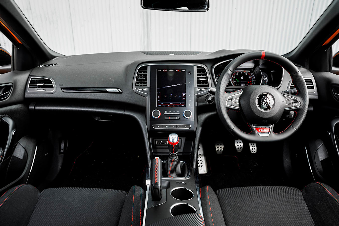 Renault Megane Rs Interior Jpg