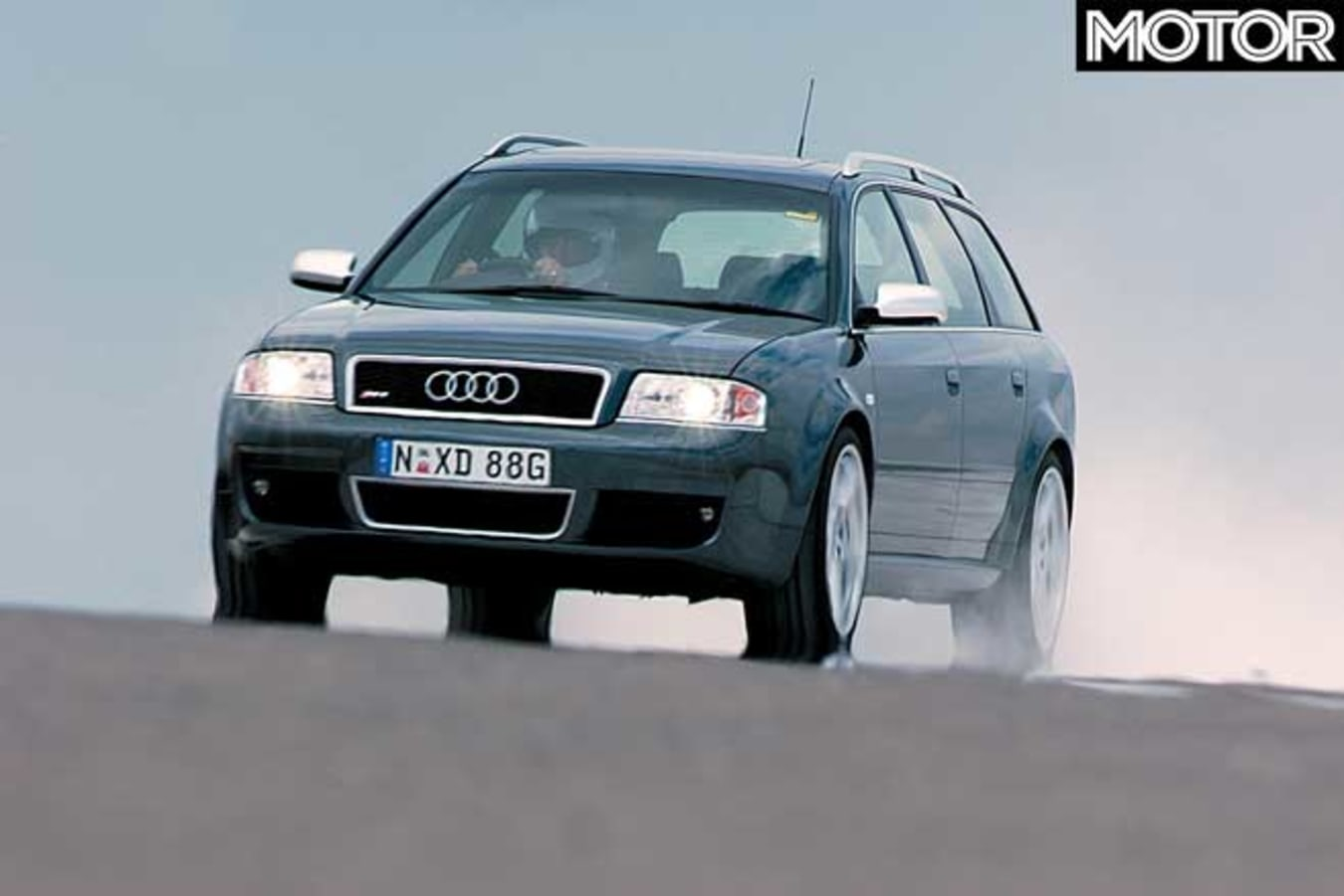 Performance Car Of The Year 2004 Introduction Audi RS 6 Jpg