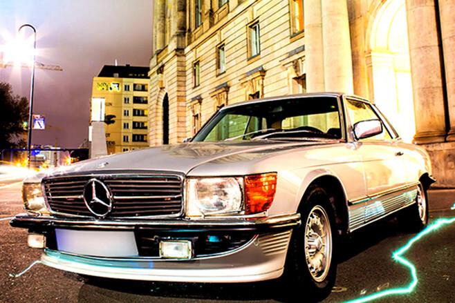 Mercedes -Benz -E-Class