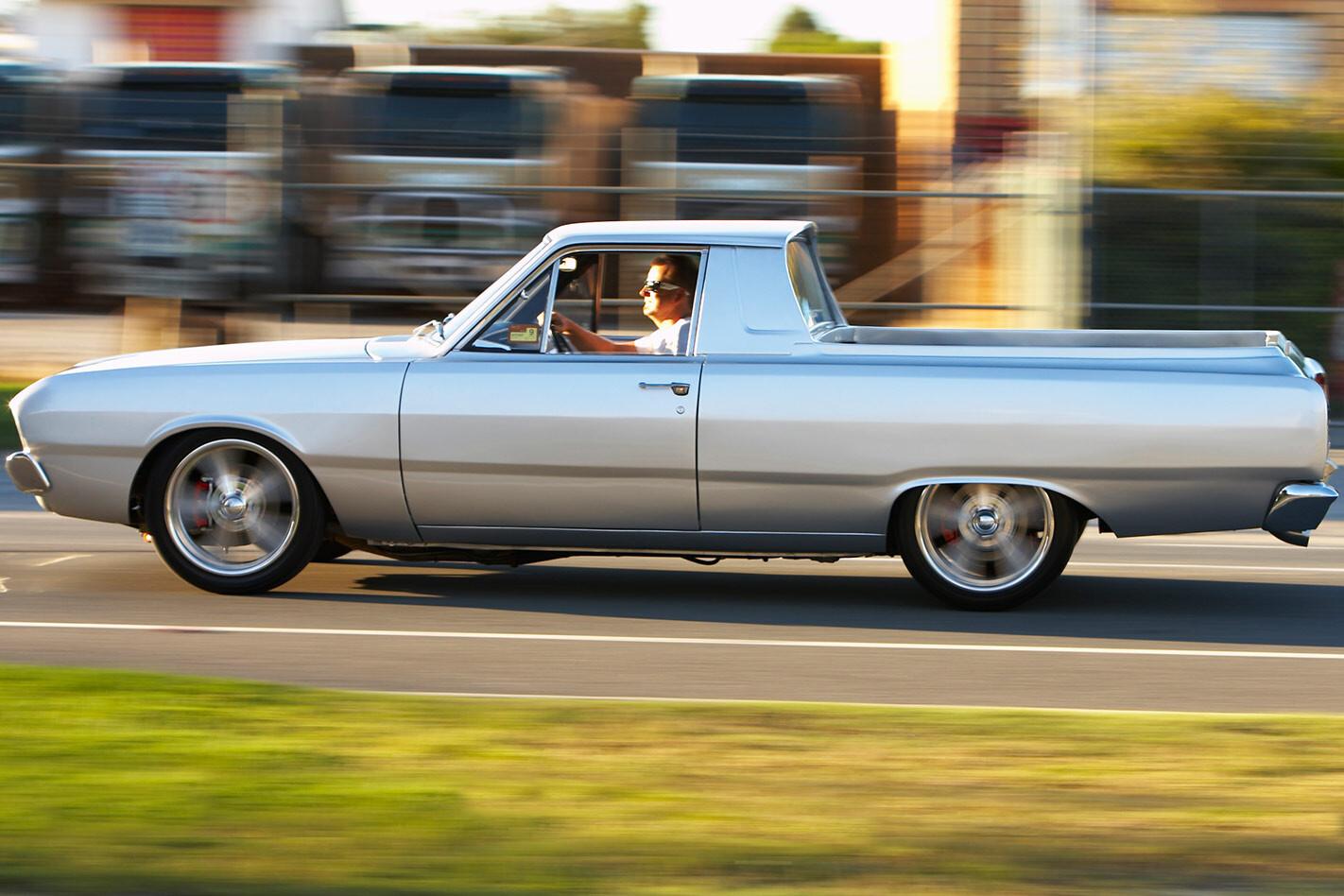 Chrysler VG Valiant ute