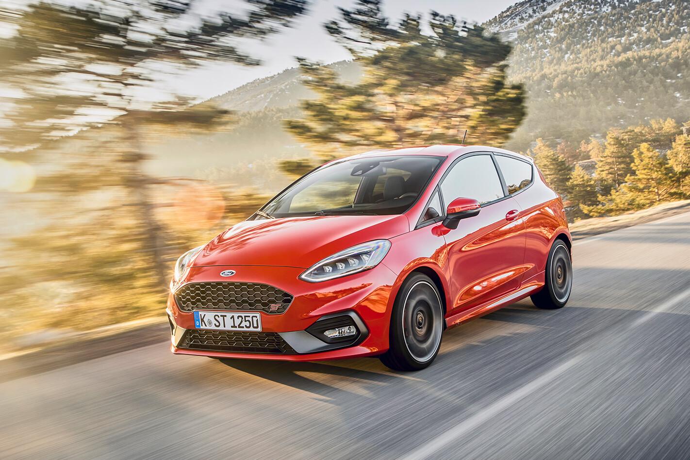 Ford Fiesta St Sunrise Jpg