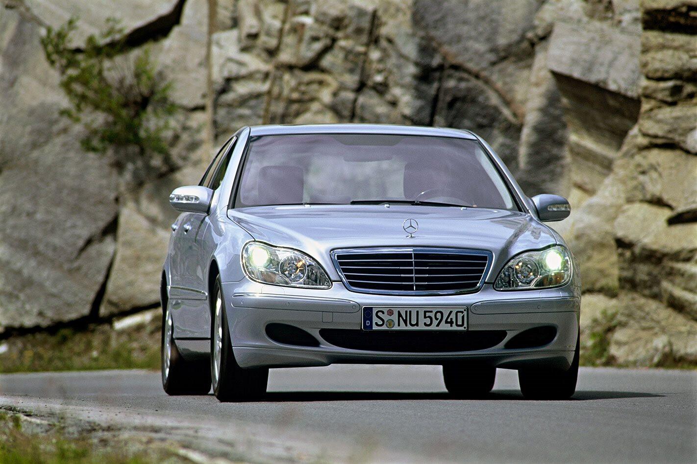 2003 Mercedes-Benz S600L review classic MOTOR