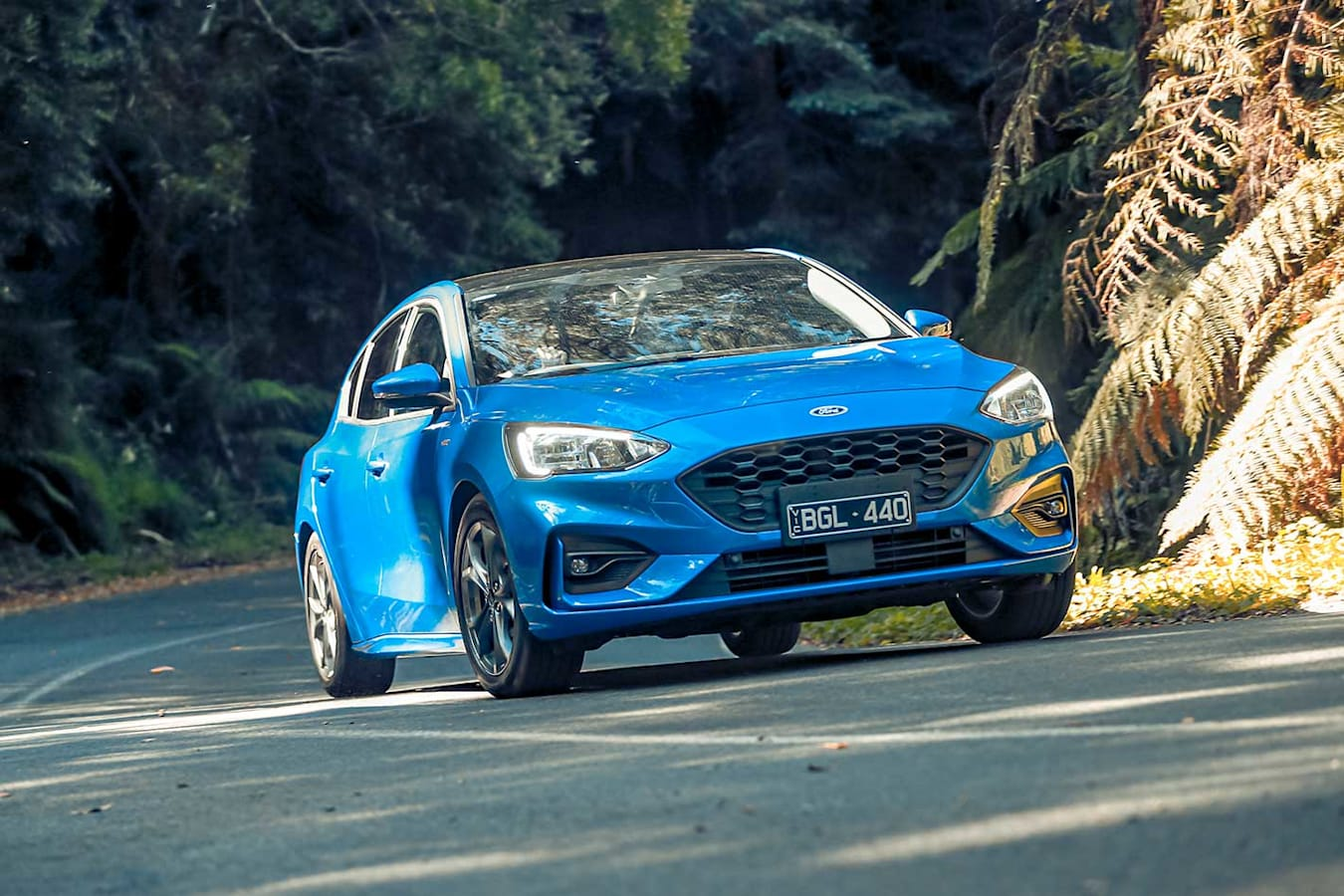 2021 Ford Focus ST Line Review Jpg