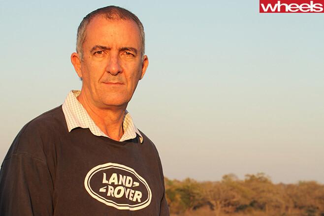 Tony -Park -wearing -Land -Rover -Defender -t -shirt