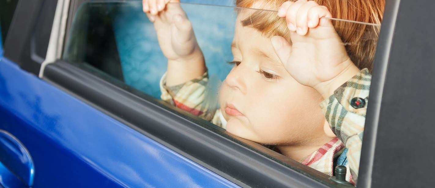 Child Looking Out Of Car Window Road Trip Jpg