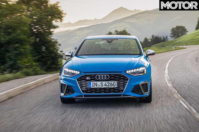 2019 Audi S 4 TDI Handling Jpg