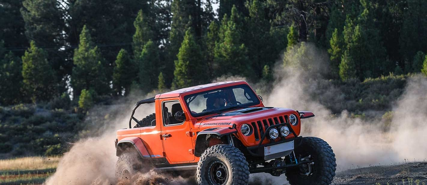Can an off-road vehicle achieve five-star safety