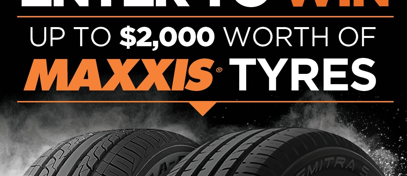 Maxxis Tyres Competition