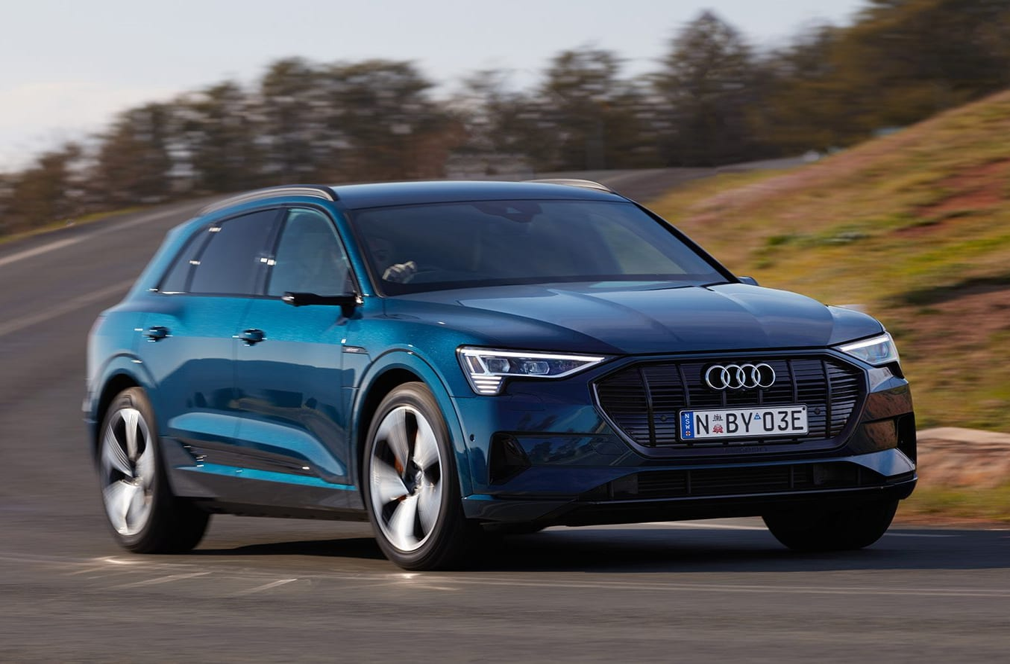 Audi E-Tron 55 First Edition