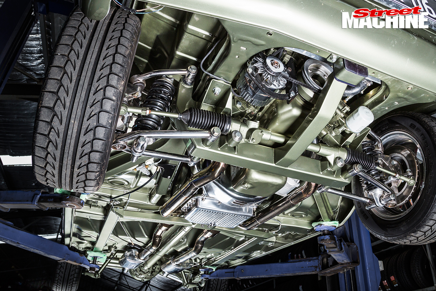 Holden -EH-Panel -Van -under -front