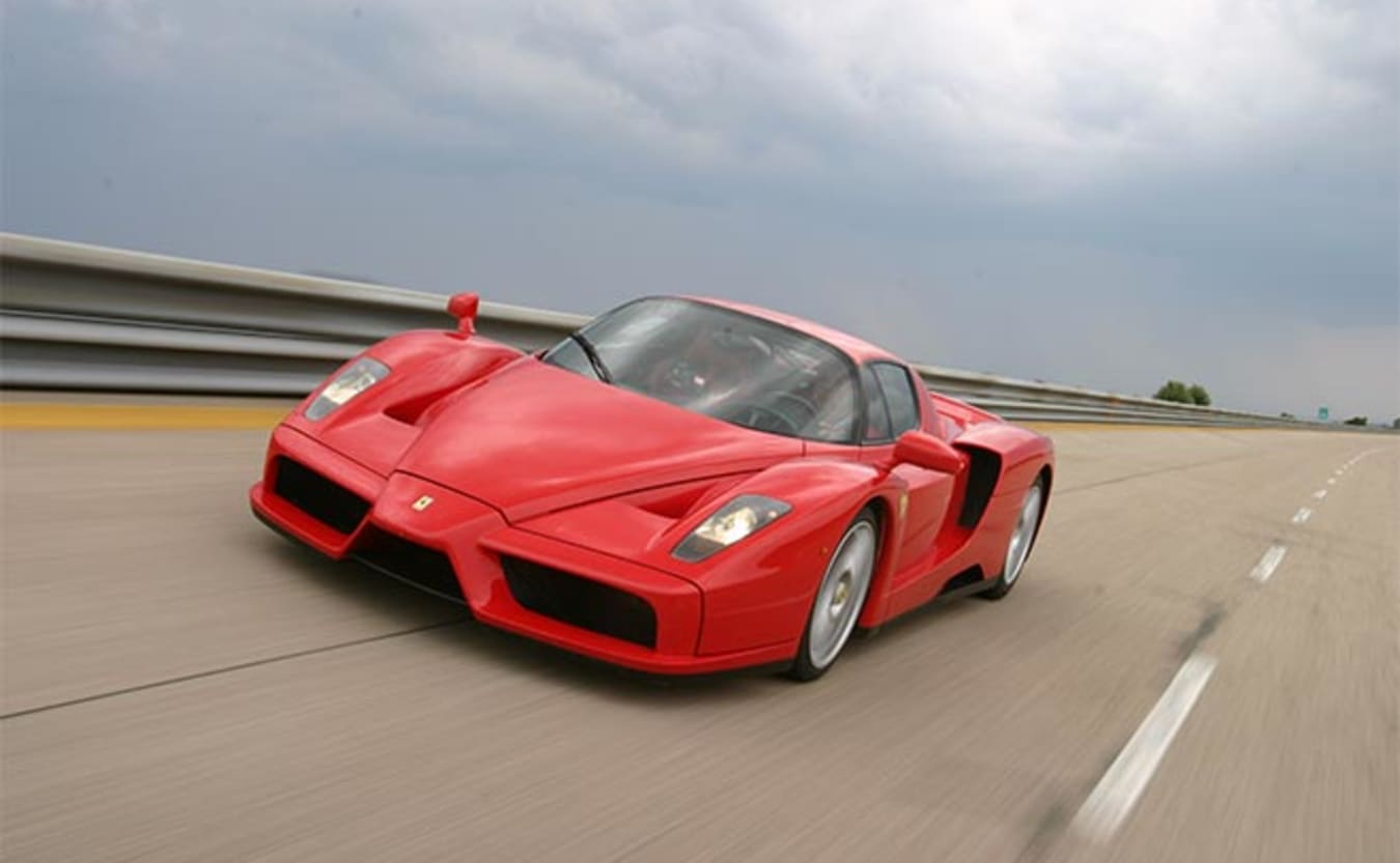2004 Ferrari Enzo at Nardo