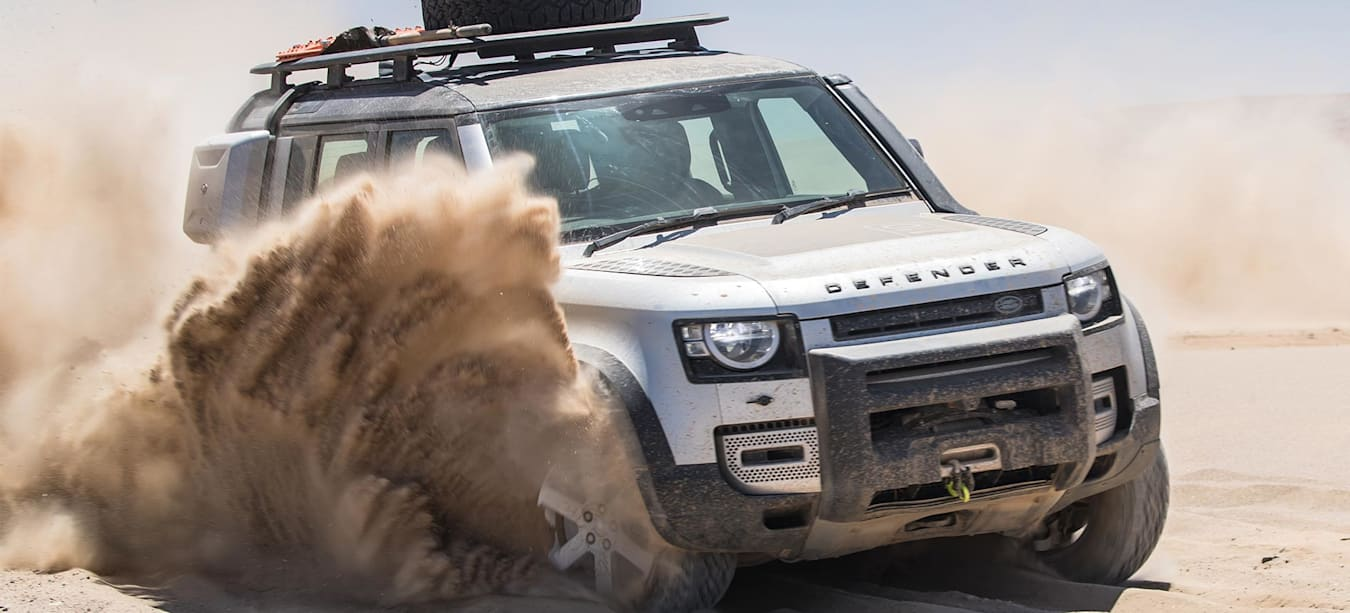Land Rover Defender review feature
