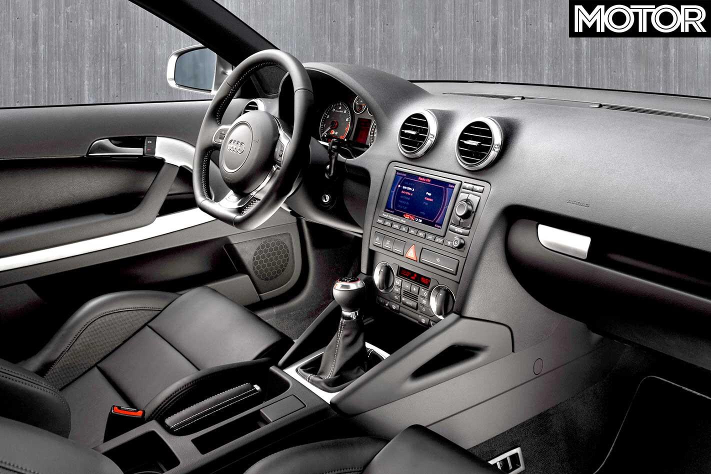 2006 Audi S 3 Interior Jpg