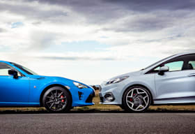 Toyota 86 vs Ford Fiesta ST comparison review