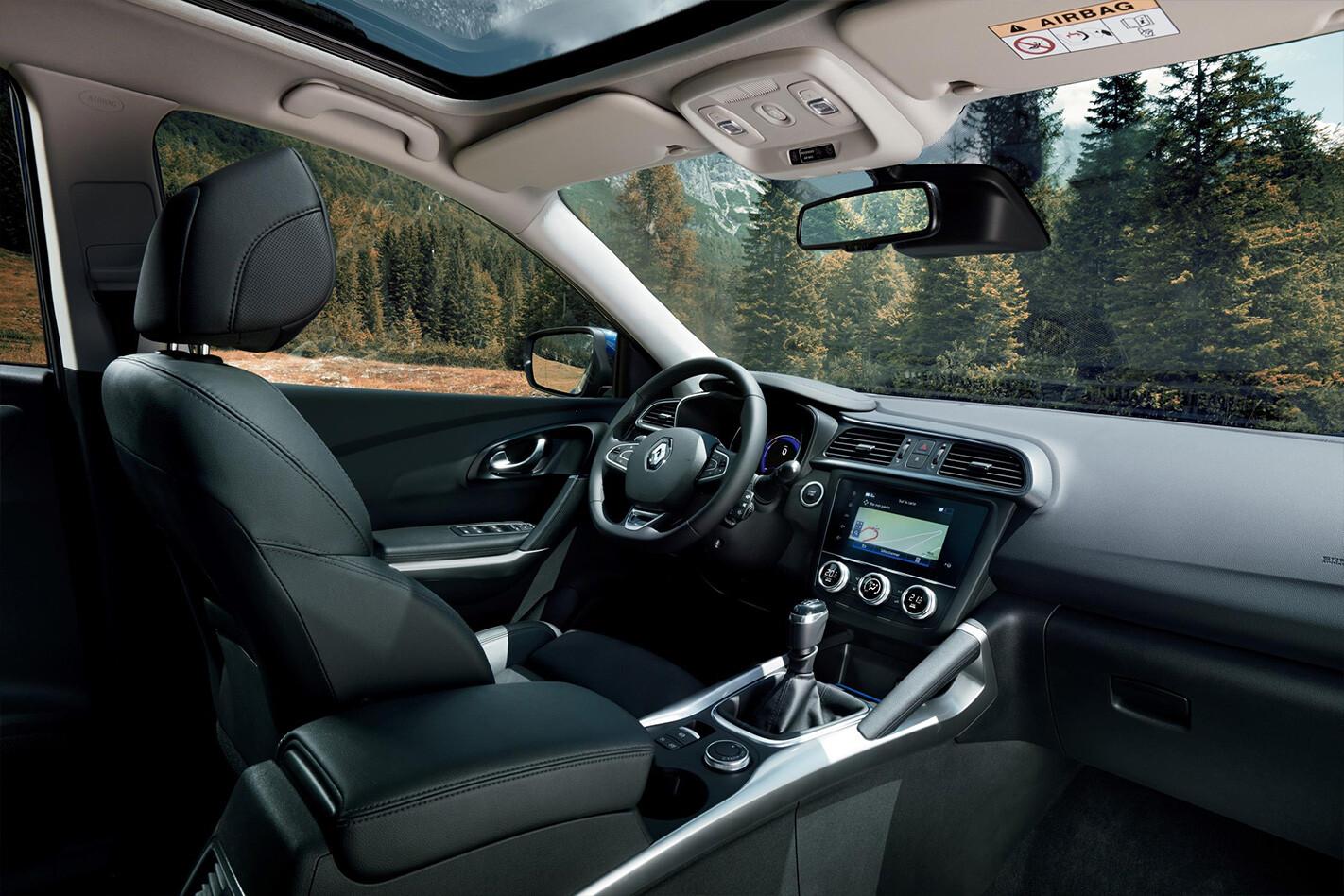 Renault Kadjar Interior Jpg