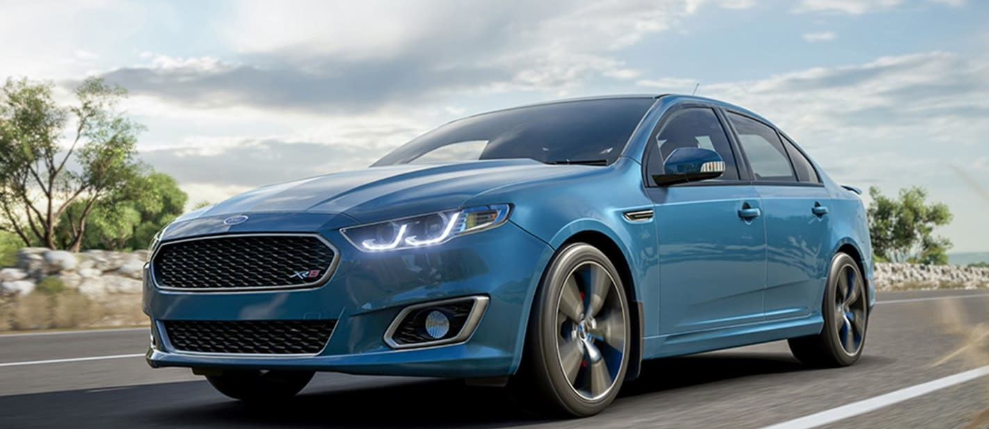 Holden and Ford legends invade Forza Horizon 3