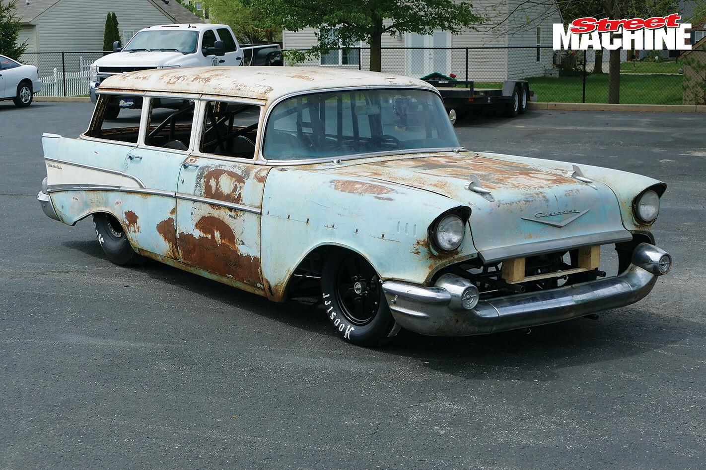 1957 Chev wagon