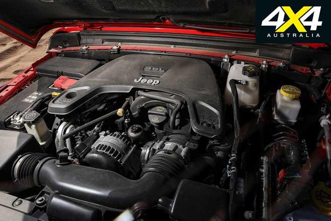Jeep Gladiator Rubicon Engine Jpg