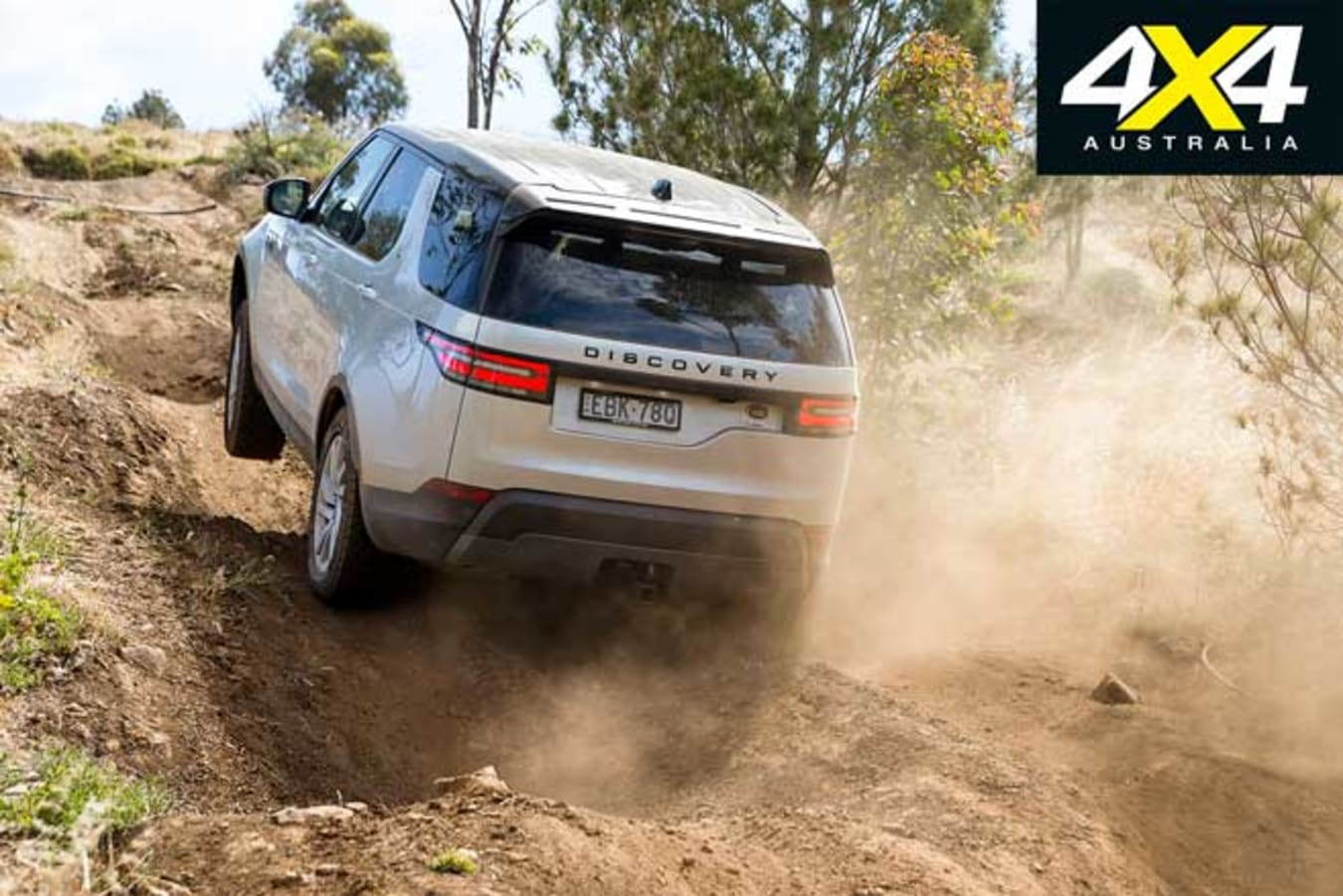 2020 4 X 4 Of The Year Land Rover Discovery Sd 6 Hillclimb Jpg