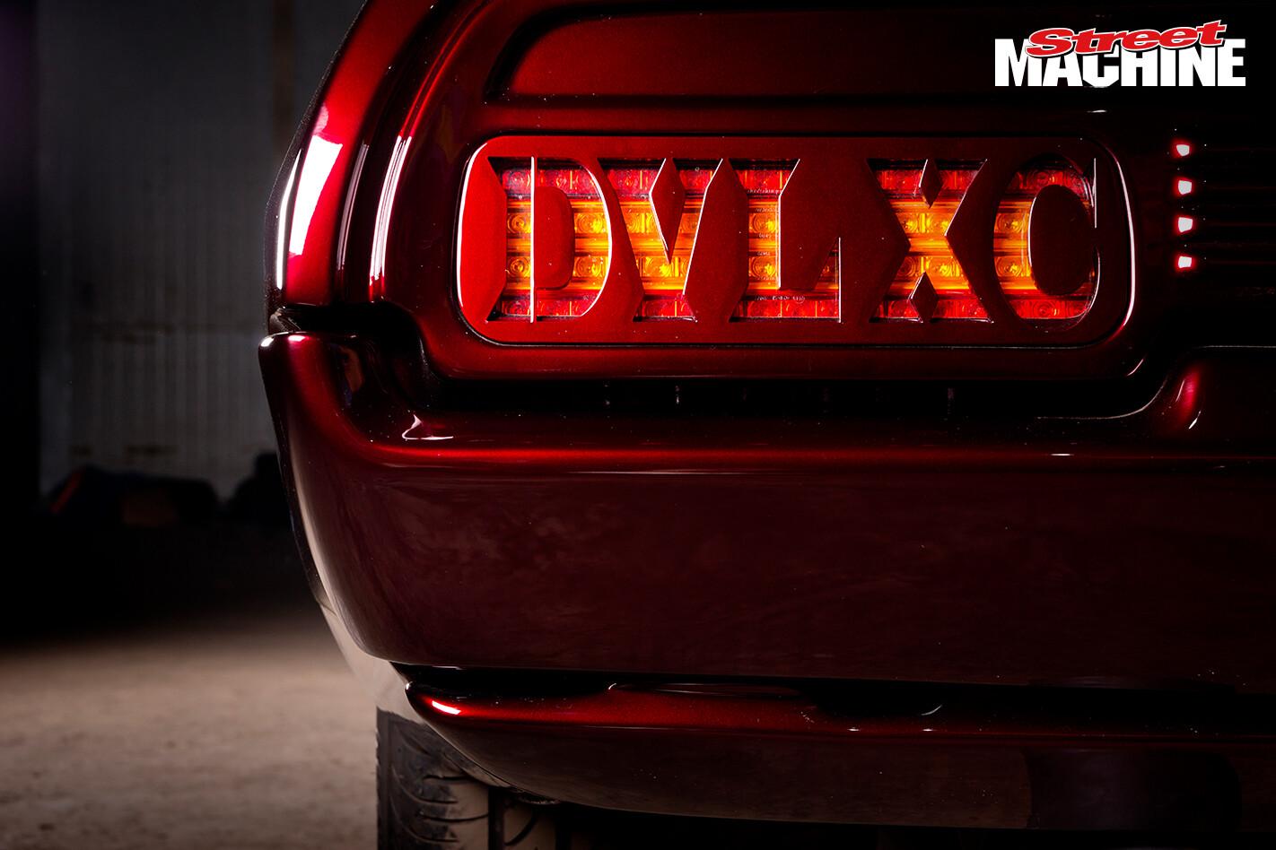 XC Falcon Coupe Blown DVLXC 4