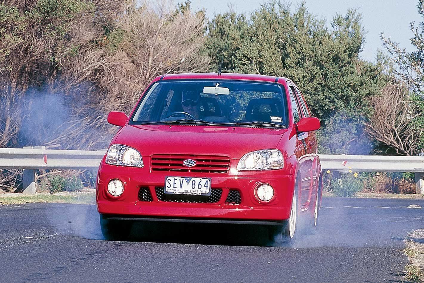 2004 Suzuki Ignis Sport review classic MOTOR