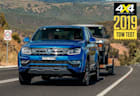 2019 Volkswagen Amarok 580 load and tow test review