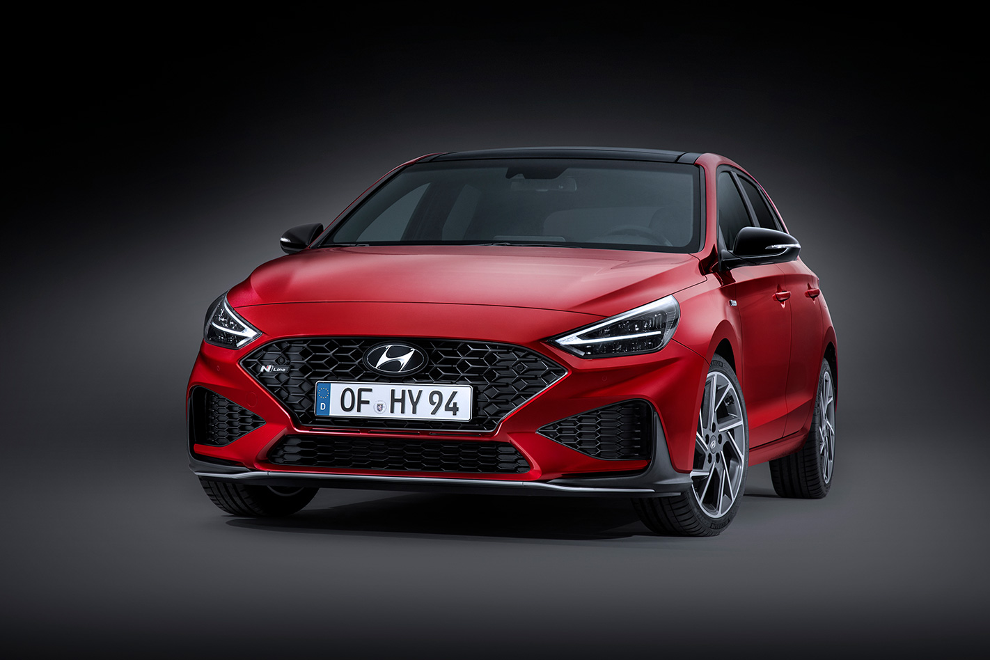 2021 Hyundai i30 N-Line Europe
