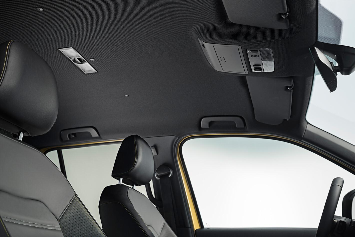 Volkswagen Amarok Aventura Concept Interior Roofliner Jpg