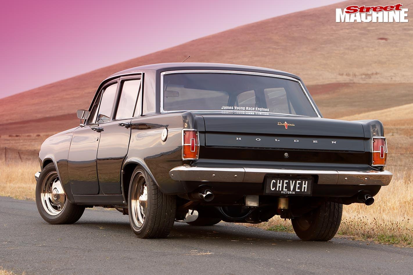 Holden EH rear