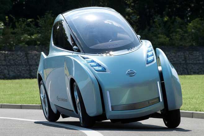 Nissan Land Glider Concept Jpg