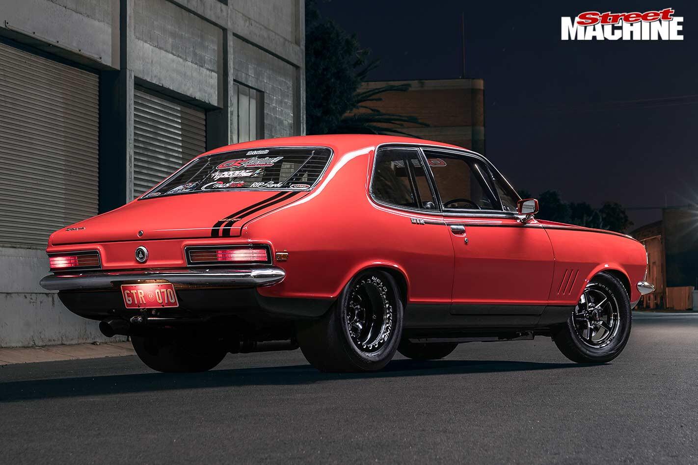 Holden Torana GTR rear