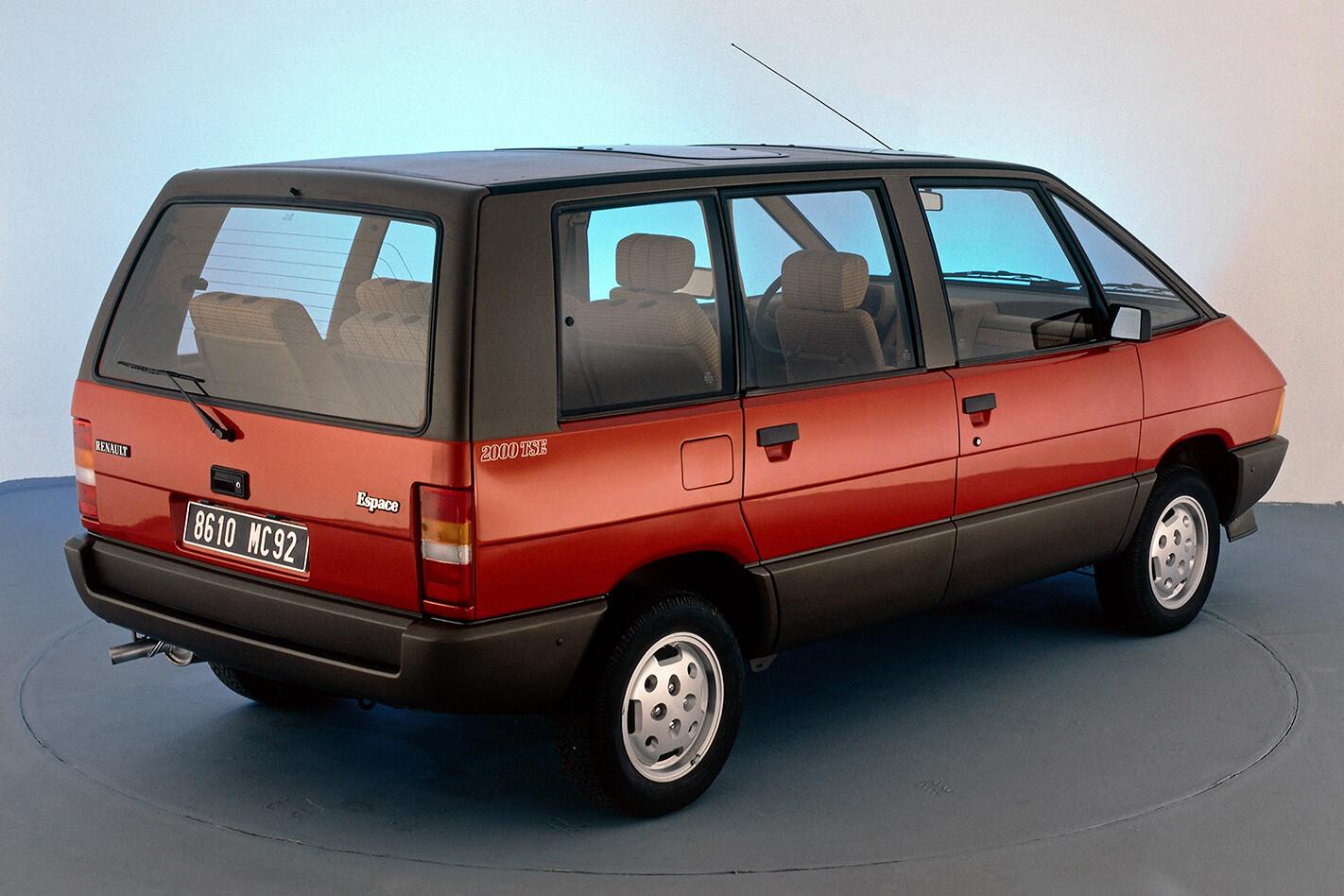 65 Years Renault Espace Jpg