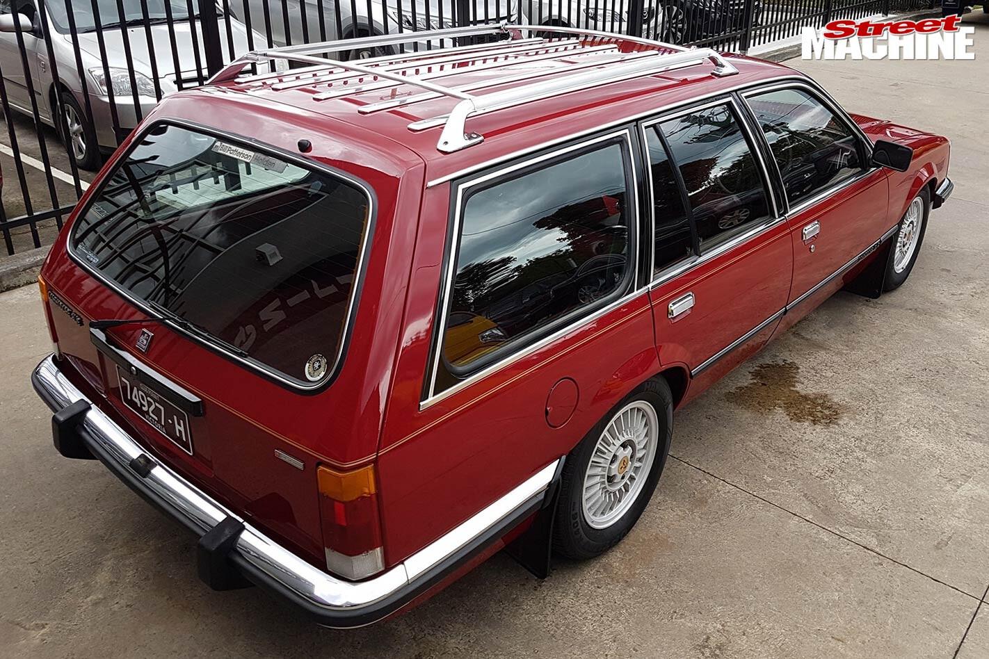 Holden Commodore VC wagon